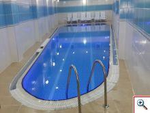Villa Kapalı Yüzme Havuzu Yapımı