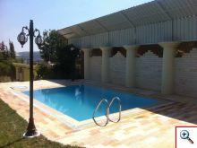 Villa Yüzme Havuzu Yapımı